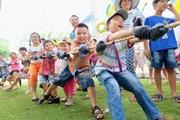 Nhiều hoạt động bổ ích tại Ngày hội hướng về trẻ em năm 2018
