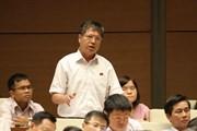 Đại biểu Quốc hội kiến nghị quy định quân hàm gắn với chức vụ