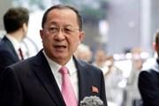 Ngoại trưởng Nhật-Triều có thể gặp nhau bên lề hội nghị ASEAN