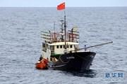 Hàn Quốc phạt tù thuyền trưởng Trung Quốc vì hoạt động trái phép