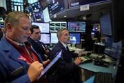 Chỉ số công nghiệp Dow Jones đi xuống phiên thứ tám liên tiếp