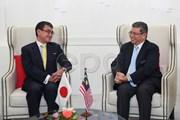 Malaysia-Nhật Bản tăng quan hệ hợp tác trong nhiều lĩnh vực