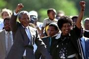 Nam Phi phát hành tiền kỷ niệm 100 năm ngày sinh Nelson Mandela