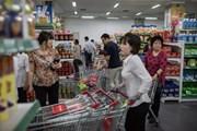 BOK: Kinh tế Triều Tiên giảm 3,5% do ảnh hưởng của lệnh trừng phạt