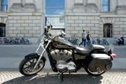 Harley-Davidson không bị tác động nhiều từ xung đột thương mại