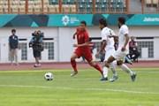 ASIAD 2018: Olympic Nepal quyết tâm xé toang mành lưới tuyển Việt Nam