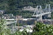 Italy: Giá trị cổ phiếu của tập đoàn Atlantia giảm mạnh sau vụ sập cầu