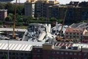 Khoảng 20 người vẫn bị mất tích sau vụ sập cầu cạn tại Italy