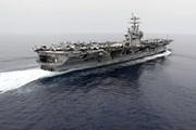 Hải quân Mỹ kết thúc tập trận 3 bên với Iraq và Kuwait ở Vịnh Persian