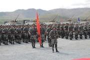 Trung Quốc tập trận bắn đạn thật trên cao nguyên Thanh Hải-Tây Tạng