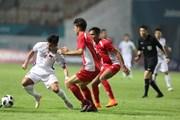 """ASIAD 2018: Olympic Việt Nam làm nức lòng các ''cổ động viên đặc biệt"""""""