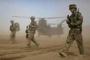 Giới chức Mỹ lo ông Trump ủng hộ tư nhân hóa chiến tranh ở Afghanistan