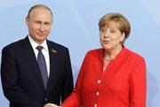 Thượng đỉnh Đức-Nga: Bước quan trọng cho khủng hoảng Syria, Ukraine