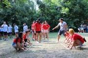 Sôi nổi trại Hè thanh niên-sinh viên Việt Nam toàn châu Âu lần thứ tư