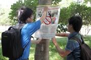 Trao giải thi tuyên truyền phòng chống thuốc lá trên mạng xã hội
