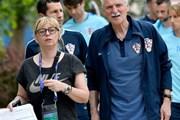 Iva Olivari, người phụ nữ đem lại vận may cho đội Croatia