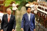 Cuba và Nhật Bản tăng cường quan hệ kinh tế, thương mại
