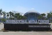 Cơ bản hoàn thành Trung tâm báo chí cho Tuần lễ cấp cao APEC 2017