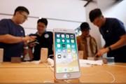 Điện thoại iPhone 8 lên kệ kém ồn ào ở các thị trường châu Á