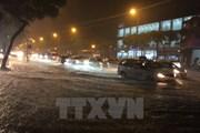 Áp thấp nhiệt đới suy yếu, đêm 25/9 Đông Bắc Bộ tiếp tục có mưa to