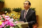 Công bố Quyết định kiểm tra của Ban Bí thư tại Quảng Ngãi