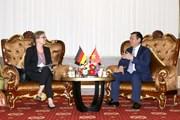 Đức đặc biệt quan tâm hợp tác với Việt Nam trong bảo vệ môi trường