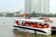 Ra mắt 7 tour du lịch đường sông mới tại Thành phố Hồ Chí Minh