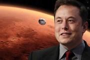 Elon Musk tuyên bố sẽ đưa con người định cư ở sao Hỏa