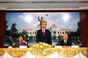 Bí thư Thành ủy TP.HCM tiếp Đoàn đại biểu nhân dân Campuchia