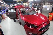 Doanh số bán xe tháng 9 của các hãng xe ở Việt Nam tiếp tục giảm mạnh
