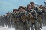 Quân đội Thái Lan thông báo kế hoạch tập trận Hổ mang Vàng 2018