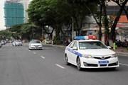 Công an Đà Nẵng mở đợt cao điểm bảo vệ an toàn Tuần lễ cấp cao APEC
