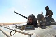 Quân đội Syria giải phóng thêm nhiều khu vực bị IS chiếm giữ