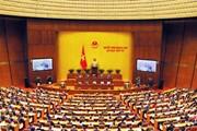 Khai mạc trọng thể kỳ họp thứ 4 của Quốc hội khóa XIV