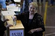Bầu cử tổng thống ở Chile chọn người kế nhiệm bà Michelle Bachelet