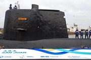 Argentina: Thời tiết bất lợi tiếp tục cản trở tìm tàu ngầm mất tích