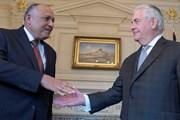 Ngoại trưởng Mỹ và Ai Cập điện đàm về tình hình Trung Đông