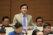 Đại biểu Quốc hội ủng hộ ra Nghị quyết về phát triển TP.Hồ Chí Minh