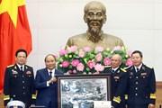 Thủ tướng: Tổ quốc mãi mãi ghi ơn các chiến sỹ Đoàn tàu Không số