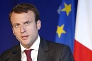 EU quan ngại về kế hoạch ngân sách đầu tiên của Tổng thống Pháp
