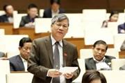 Đại biểu Quốc hội: Cần thể chế hóa vấn đề quân đội làm kinh tế