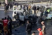 Đánh bom liều chết ám sát một quan chức cảnh sát cấp cao ở Pakistan