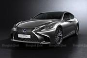 Toyota ra mắt mẫu xe Lexus mới nhất ở Thái Lan, giá hơn 300.000 USD