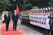 Chủ tịch nước Trần Đại Quang chủ trì đón tiếp Tổng thống Ba Lan