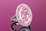 Viên kim cương hồng Pink Promise quý hiếm có giá tới 32 triệu USD