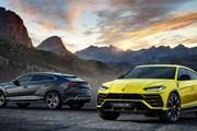Lamborghini ra mắt mẫu Urus mới, tăng tốc vào thị trường SUV