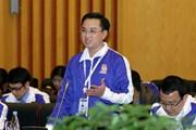 Đại hội Đoàn toàn quốc: Gần 1.000 thanh niên đối thoại với các bộ