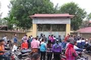Đổ lan can trường Tiểu học ở Bắc Ninh khiến 13 học sinh nhập viện