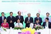 Thủ tướng: Chi phí logistics cao, ảnh hưởng đến giá thành sản phẩm