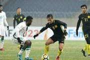 Thủ tướng Malaysia mừng đội nhà sau chiến thắng tại giải U23 châu Á